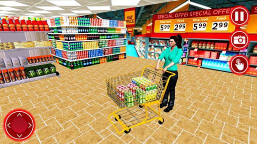 Working Mom Newspaper Girl Family Game 1.6 screenshots 5