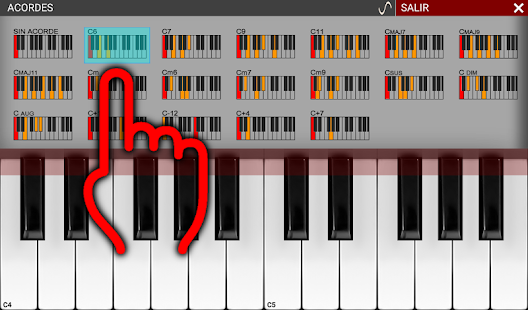 PIANO SAMPLER BETA 4.2- screenshot thumbnail
