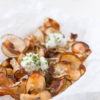 Loaded Twisted Taters.