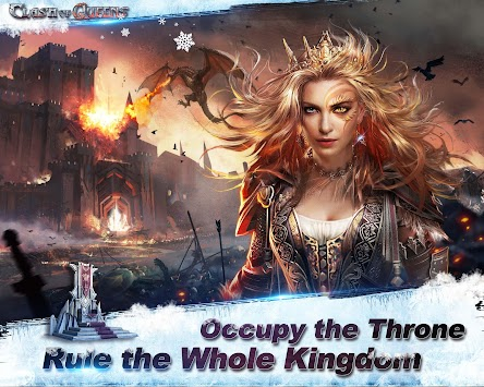Clash Of Queens:Dragons Rise APK screenshot thumbnail 6