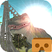 Jurassic Roller Coaster VR icon