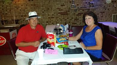 Photo: Bob & Dianne Klimas are always Percolating! Belmont NC