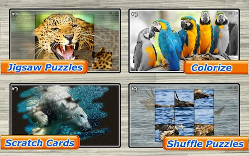 Amazing Animals Jigsaw Puzzles- screenshot thumbnail