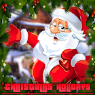 Christmas Holidays : Hidden Object Game 100 Levels icon