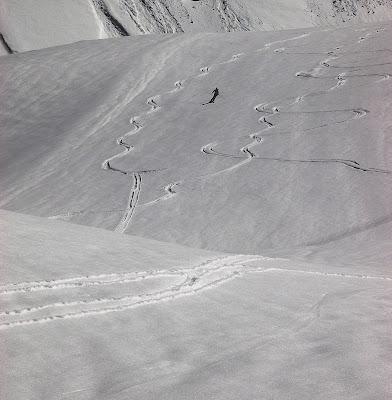 Solo sulla neve di benny48