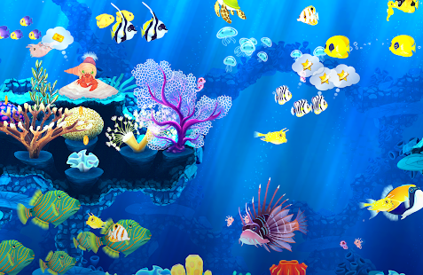 Splash: Ocean Sanctuary Screenshot