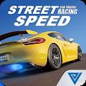 Street Racing Car Traffic Speed icon
