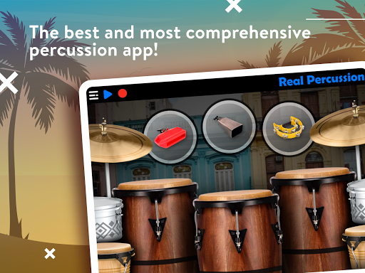 REAL PERCUSSION: Electronic Percussion Kit screenshot 6