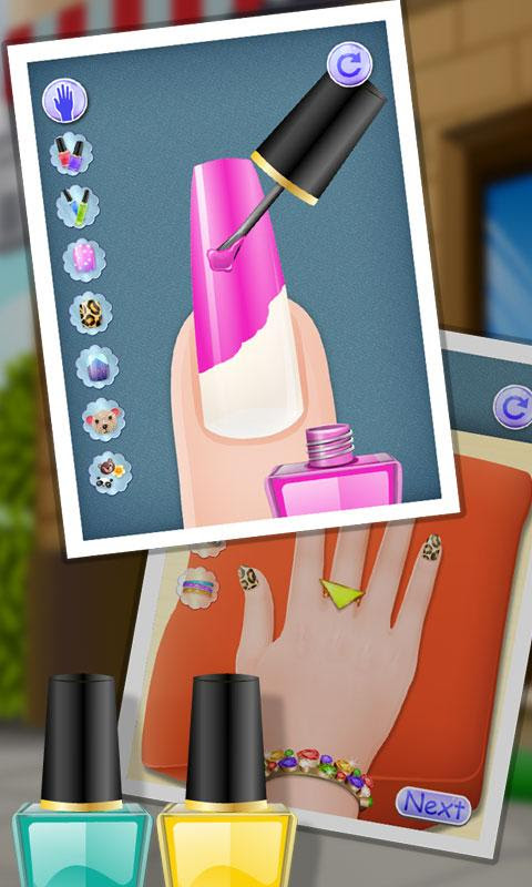 Nail Makeover - Girls Games - Apps on Google Play