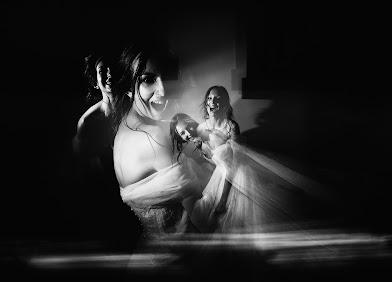 Bryllupsfotograf Dasha Tebenikhina (tebenik). Bilde av 15.01.2018