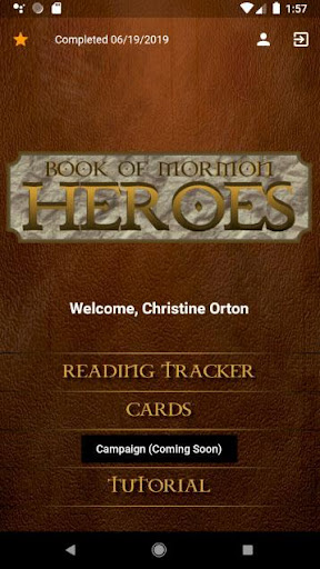 Book of Mormon Heroes 1.3.9 screenshots 1