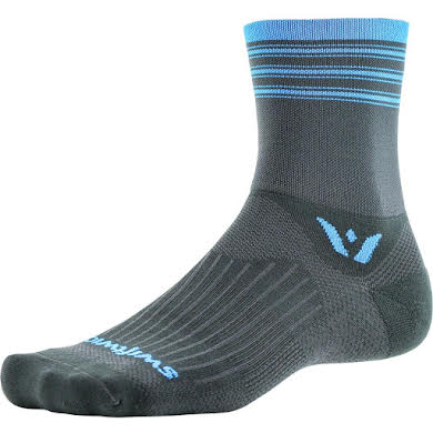 Swiftwick Aspire Four Stripe Socks