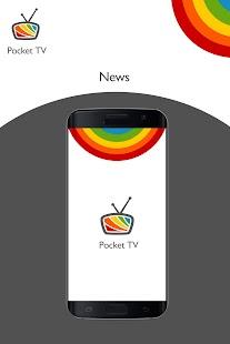 Pocket TV - Show | Movies | News | Sports - náhled