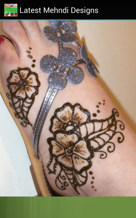 Mehndi App For Android : Latest mehndi designs android apps on google play