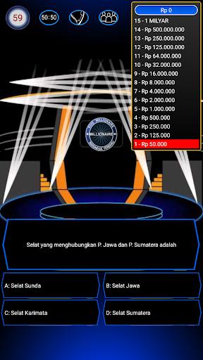 Kuis Milioner Indonesia 1.0.0 screenshots 2