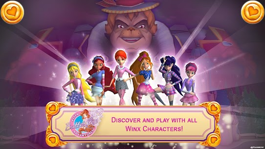 Winx: Butterflix Adventures Mod Apk Download For Android and Iphone 6