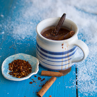 Spicy Hot Chocolate.