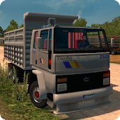 Tải Game Truck Simulator Cargo Engine 2018 Best Simulator