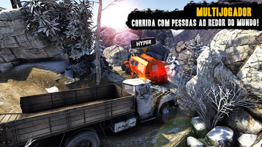Motorista de caminhão:Offroad2