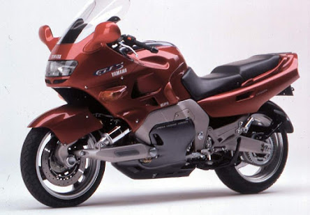 Yamaha GTS 1000-manual-taller-despiece-mecanica