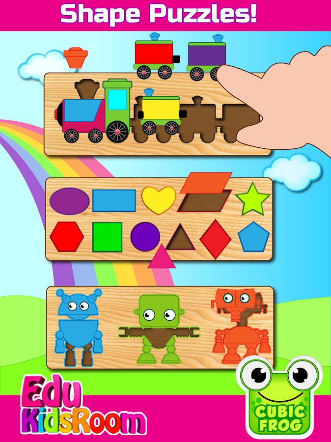 Educational Game For Kids Free Screenshot