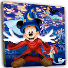 How to Set Disney Princess Wallpapers icon