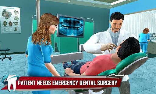 Dentist Surgery ER Emergency Doctor Hospital Games 30 screenshots 4