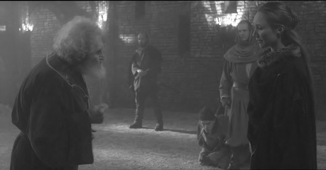 Lear gurad fool kent regan film Alexander Barnett