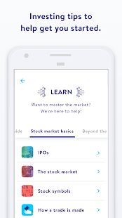 Stockpile - Stock Trading & Investing Made Simple- screenshot thumbnail