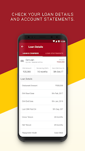 IDFC FIRST Loans Screenshot