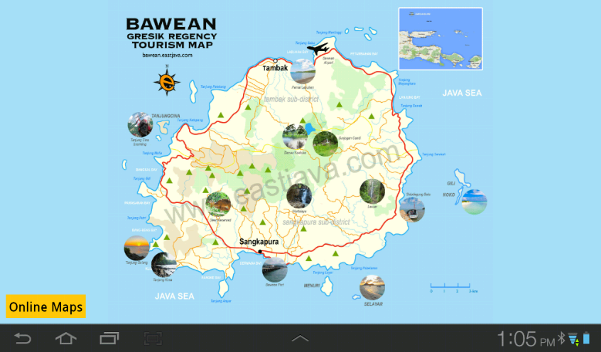 Amazing Bawean Island- screenshot