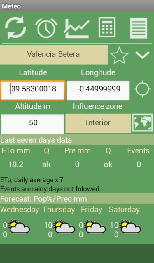 IrrglApp - screenshot