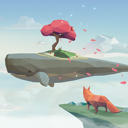 My Oasis - Tap Sky Island APK Cracked Download