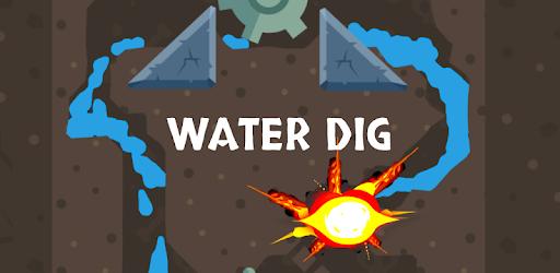Drive Water Underground