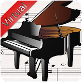 Virtual Piano Instrument