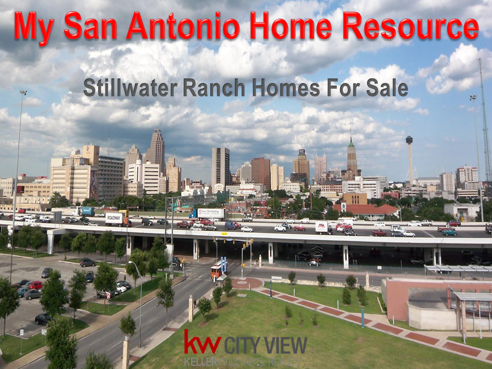 View homes for sale in Stillwater Ranch San Antonio, TX 78254. Search San Antonio real estate listings to find new and pre-owned Stillwater Ranch homes for sale on MySAHomeResource.com.