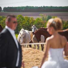 Wedding photographer Zoltán Mészáros (mszros). Photo of 02.10.2015