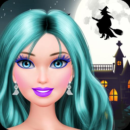 Halloween Salon - Girls Game Icon