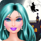 Halloween Salon - Girls Game