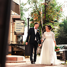 Wedding photographer Rustam Dinev (DeeNev). Photo of 11.10.2017