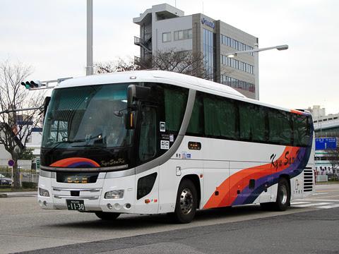 九州産交バス「不知火号」 1130