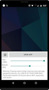 App Volume Booster GOODEV APK for Windows Phone