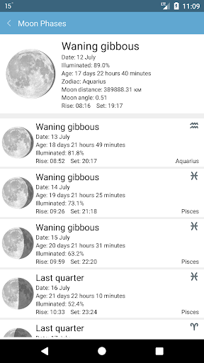 Weather Mate (Weather M8) 1.3.1 screenshots 6