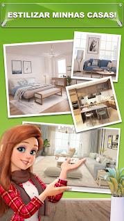 My Home Design Dreams Apk Mod moedas Infinitas