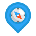 Fake GPS icon