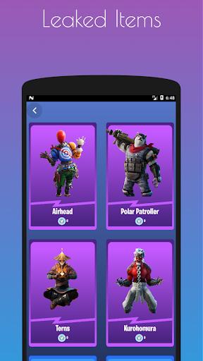 Emotes Ringtones And Daily Shop for Battle Royale screenshot 5