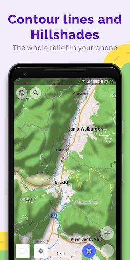 OsmAnd u2014 Offline Maps, Travel & Navigation 3.7.4 Screenshots 3