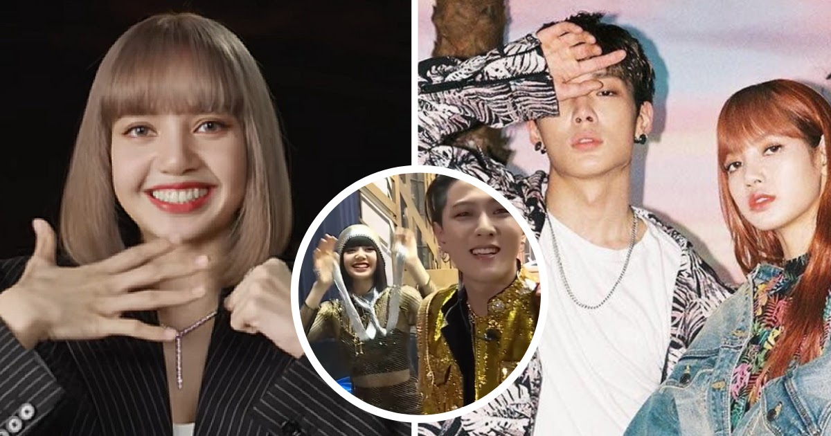 """BLACKPINK's Lisa Can't Stop Gushing About Her Friendship With iKON And Featuring In Their """"Kingdom"""" Performance"""