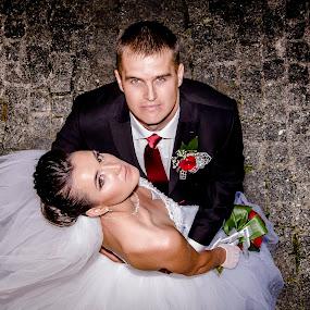 wedlook by Iana Udrea - Wedding Bride & Groom ( love, look, bride, groom, up )