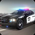 Perseguição carro de polícia icon